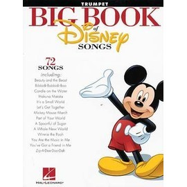 The Big Book of Disney Songs - Trompette