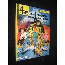 Les 4 As Et Le Fant�me Du Mont-Saint-Michel