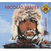 Livre Cd Audio Memoires Glacees de NICOLAS VANIER