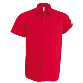 Chemise Manches Courtes Homme Tropical - Kariban
