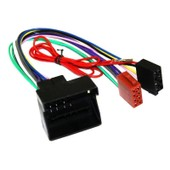 Adaptateur Pour Autoradio Iso Ref G1 Compatible Peugeot 1007 207 307 307cc 4007 407 607 807 Expert