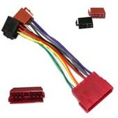 Adaptateur Pour Autoradio Iso Ref B7 Compatible Citro�n Bx Xm Peugeot 106 205 306 309 405 605