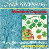 Mercredisque 6 (Livre Disque - Dessins De Biosca) : Madame Capucine - Un Froid De Canard / Le Petit Homme Et Les Pommes - Fraise Des Bois - Anne Sylvestre (Avec Les B�casses, Maren Berg)