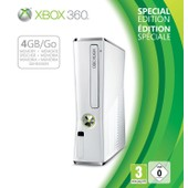 Xbox 360 Blanche 4g Edition Speciale