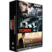3 Films R�alis�s Par Ben Affleck - Argo + The Town + Gone Baby Gone - Pack de Ben Affleck