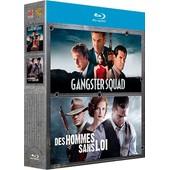 Gangster Squad + Des Hommes Sans Loi - Pack - Blu-Ray de Ruben Fleischer