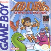 Kid Icarus - Of Myths And Monsters - Game Boy - Version Euro