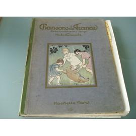 Chansons de France, édition 1928