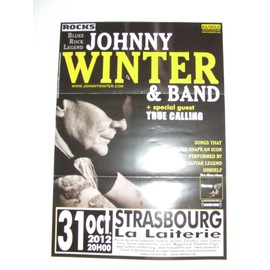 Concert de Johnny Winter