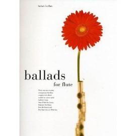 Ballads for flute