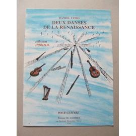 DEUX DANSES DE LA RENAISSANCE