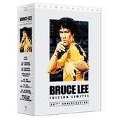 Bruce Lee - L'int�grale - Coffret 6 Films + 2 Documentaires - �dition Limit�e 40�me Anniversaire de Wei Lo
