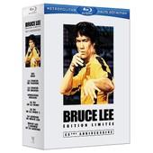 Bruce Lee - L'int�grale - Coffret 6 Films + 2 Documentaires - �dition Limit�e 40�me Anniversaire - Blu-Ray de Wei Lo