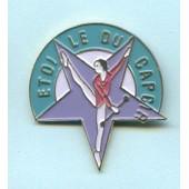 Rare Pins Twirling Baton Etoile Du Capcia Fr782