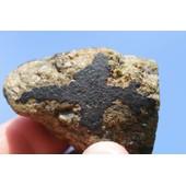 M�t�orite Nwa 6133 - Diog�nite D'un Poids De 135 Gr.