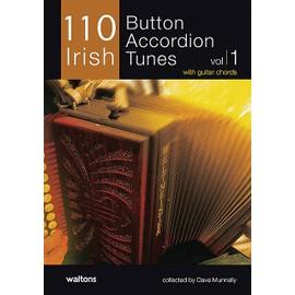 110 Best Irish Button Accordion Tunes Vol. 1