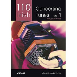 110 Best Irish Concertina Tunes Vol. 1