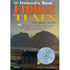 110 Best Irish Fiddle Tunes Vol. 1 + CD