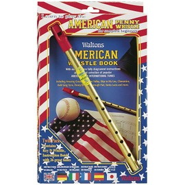American Tin Whistle Pack