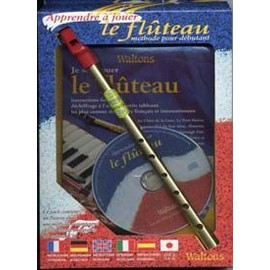 French Tin Whistle Pack + CD