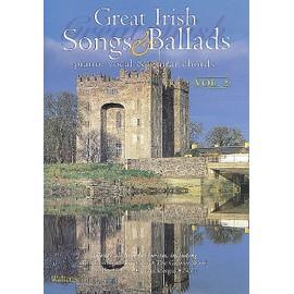 Great Irish Songs & Ballads Vol. 2