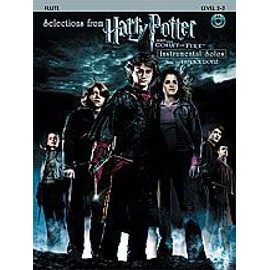 Harry Potter and the Goblet of Fire (Flute) + CD
