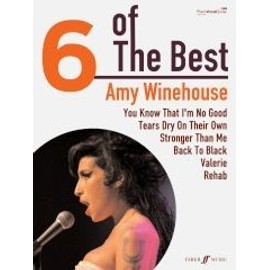 6 of the Best : Amy Winehouse
