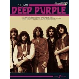 Deep Purple Authentic Drums Playalong + CD