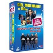 Coffret Dechavanne - Ciel Mon Mardi ! La Centi�me + Coucou C'est Nous ! 10 Ans D�j�