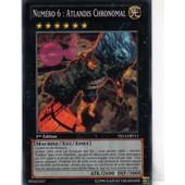 Numero 6; Atlandis Chronomal--Ys13-Frv11