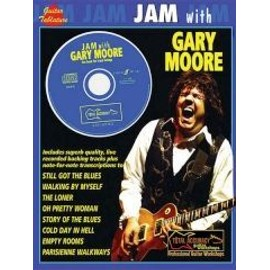 Jam With Gary Moore + CD