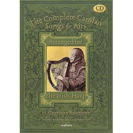 The Complete Carolan Songs & Airs + CD