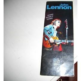 ID MUSIC  PAROLES ET ACCORDS JOHN LENNON