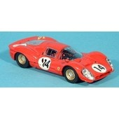 Ferrari 330 P3, 1.000 Km Monza, Surtees-Parkes, No.14, 1966, Voiture Miniature, Miniature D�j� Mont�e, Bang 1:43