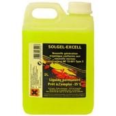 Liquide Refroidissement Universel -35 Jaune 2l - Solgel