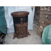 Godin - cuisini�re bois et charbon