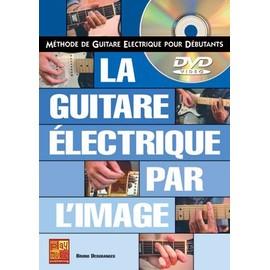 Méthode de guitare électrique par l'image
