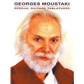 Georges Moustaki Spécial Guitare Tablatures