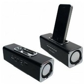 Music Angel - Enceinte Multim�dia Pour Iphone 4/4s
