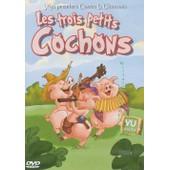 Dvd Les Trois Petits Cochons - Mes 1ers Contes Et Chansons de K France