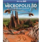 Micropolis - La Citadelle Assi�g�e Blu-Ray 3 D de Philippe Calderon