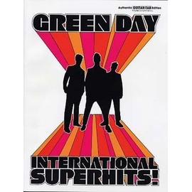 Green Day - International Superhits !
