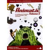 Animtic : Le Meilleur De L'animation Internationale - Vol. 5 de Phil Mulloy