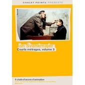 Jan Svankmajer : Courts-M�trages - Vo. 3 de Jan Svankmajer
