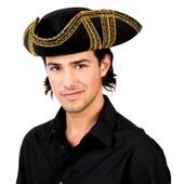 Chapeau Tricorne Pirate Royal Fortune