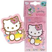 Desodorisant Hello Kitty Fraise
