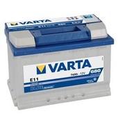 Batterie Varta Blue Dynamic 74ah / 680a -E11-