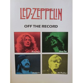 led zeppelin off the record