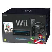 Nintendo Mario Kart Wii Pack Noir [Wii]
