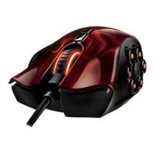 Razer Naga Hex - Wraith Red Edition